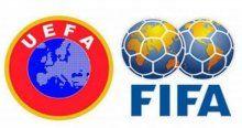 UEFA'dan FIFA'ya destek