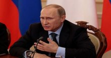 Vladimir Putin'den Filistin mesajı