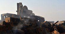 Yemen'de askeri üsler vuruldu