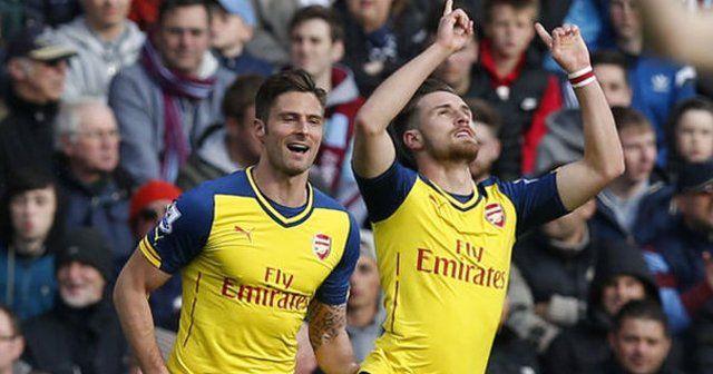 Arsenal 3 puanı tek golle aldı
