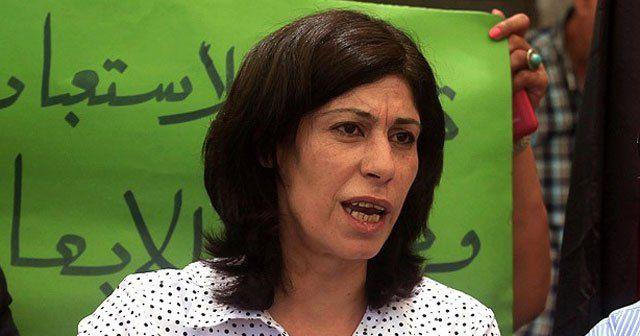 İsrail, Filistinli milletvekili Cerrar'ı gözaltına aldı