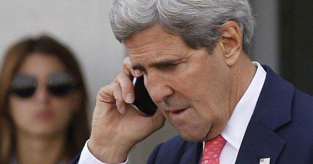 Kerry'den Mustafa Akıncı'ya tebrik telefonu