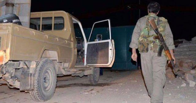 Kobani'deki peşmergeler Irak'a döndü