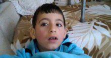8 yaşındaki Muhammet Ali'den kötü haber