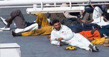 800 göçmenin öldüğü teknenin kaptanı sarhoştu iddiası