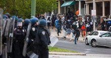 ABD'de polis şiddetine öfke büyüyor