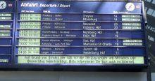Almanya'da makinistler de grev kararı aldı