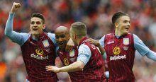 Aston Villa, FA Cup'ta finale çıktı