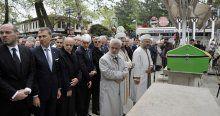 Ayhan Kızıl'ın cenazesi defnedildi