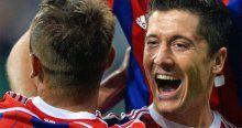 Bayern Münih 6 attı, sosyal medya sallandı