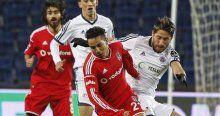 Beşiktaş yarıştan kopmak istemiyor