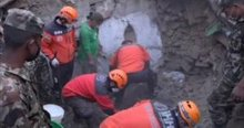 Bir Türk kurtarma ekibi daha Nepal'de