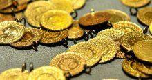 Çeyrek altın 165,00 lira oldu