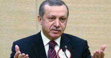 Cumhurbaşkanı Erdoğan polisleri Saray'da ağırladı