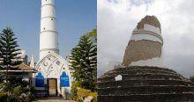 Deprem Nepal'in kültürel mirasını tahrip etti