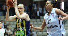 Derbiyi kazanan Fenerbahçe yarı finalde