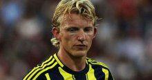 Dirk Kuyt Sneijder'i solladı