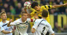 Dortmund ezdi geçti