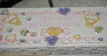 Düğün pastalarına aman dikkat