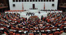 Emekli zammı Meclis'te kabul edildi
