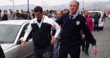 Fenerbahçe-Beşiktaş maçı öncesi kan aktı