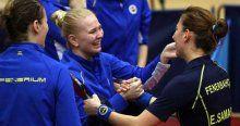 Fenerbahçe masa tenisinde Avrupa şampiyonu
