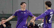 Fiorentina deplasmanda Dinamo Kiev'i eledi