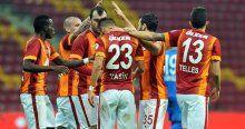 Galatasaray'da 13 farklı oyuncu gol sevinci yaşadı