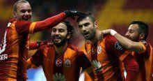 Galatasaray'ın Trabzonspor maçı kadrosu belli oluyor
