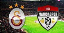 Galatasaray Manisaspor Türkiye Kupası maçı saat kaçta ne zaman hangi kanalda canlı