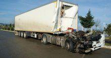 Giresun'daki kazada 1 kişi öldü