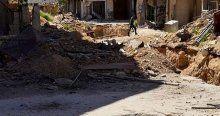 Halep'te hastaneye vakum bombalı saldırı