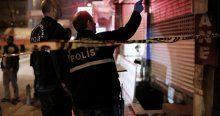 Kağıthane'de silahlı kavga, 2 ölü