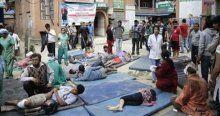 Nepal'de ölü sayısı '10 bine yükselebilir'