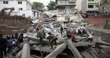 Nepal'de ölü sayısı giderek artıyor