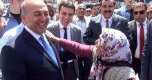 Öğretmen annesinden Çavuşoğlu'na ilginç rica