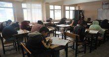 Ortak sınavların ilk oturumu bugün başladı