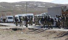 PKK günler önceden yığınak yapmış
