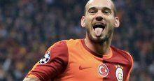 Sneijder'in doğacak bebeğine 5 milyon dolar