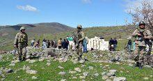 Tunceli'de toplu mezar iddiası