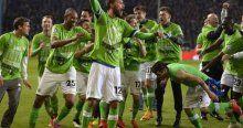 Wolfsburg güle oynaya Dortmun'a rakip oldu