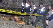 Yol kenarında cesetleri bulundu