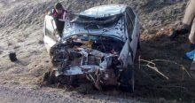 Yozgat'ta feci kaza, 3 ölü