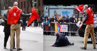 İşte Türk Bayrağı'nı Ermeniler'den kurtaran genç