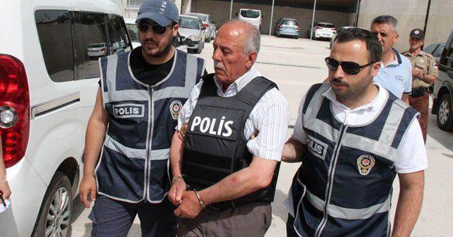 68 yaşındaki eş katili adam tutuklandı