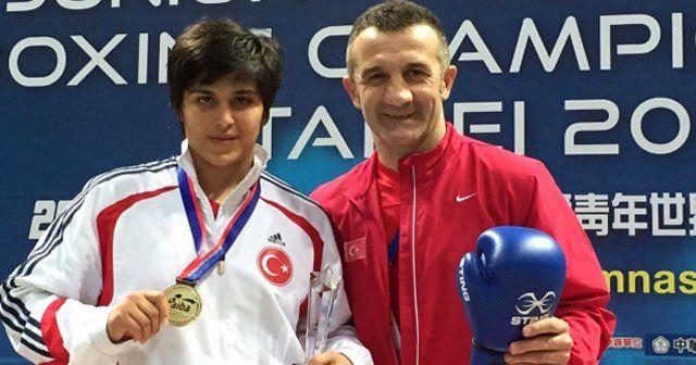 Busenaz Sürmeneli, Dünya Şampiyonu oldu