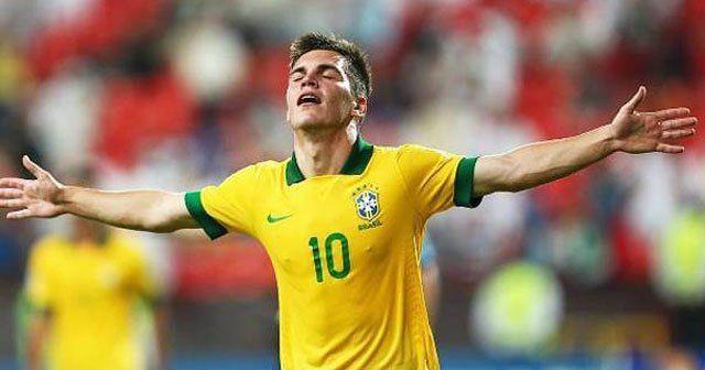 Chelsea Brezilyalı yıldızı kaptı!