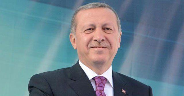 Cumhurbaşkanı Erdoğan'a sürpriz