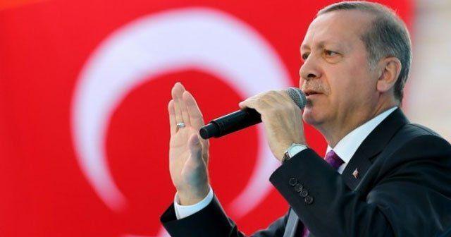 Cumhurbaşkanı Erdoğan'ın hedefinde Demirtaş vardı