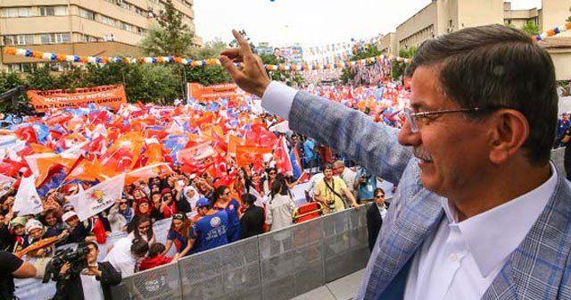 Davutoğlu, 'Kürtlerin baraj sorunu yok'